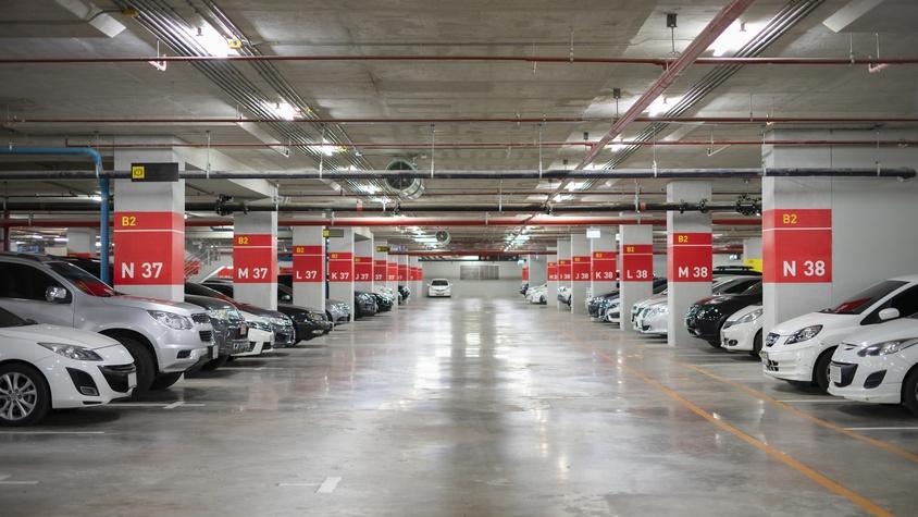 Agents cynophiles sur les parkings privés